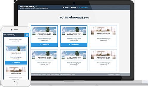 Overview lijst voorbeeld Loungebar
